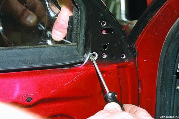 Тюнинг автомобилей ВАЗ-2108, 2109, 21099, 2115, 2114, 2113 - Наружные зеркала заднего вида - LADA Samara, Samara2, Forma на Vaz-