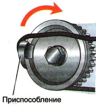 Ремень навесного оборудования на Лада Веста