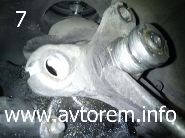 замена эластичной муфты ваз 2106