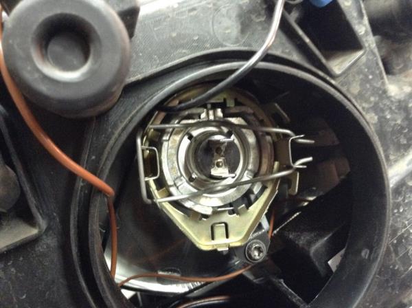 Как заменить лампочку на калине - Биметалл Плюс