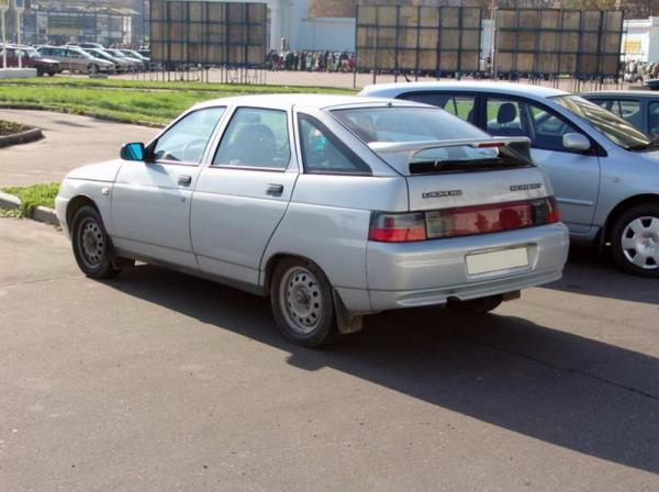 В каком году перестали выпускать ВАЗ-2112 : все факты и фото