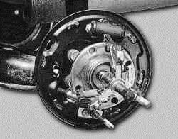 Замена подшипника ступицы заднего колеса Лада Калина