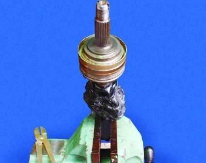 Замена пыльника ВАЗ 21099