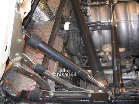 Перенос капота ВАЗ 2106 для установки радиатора от Шнивы