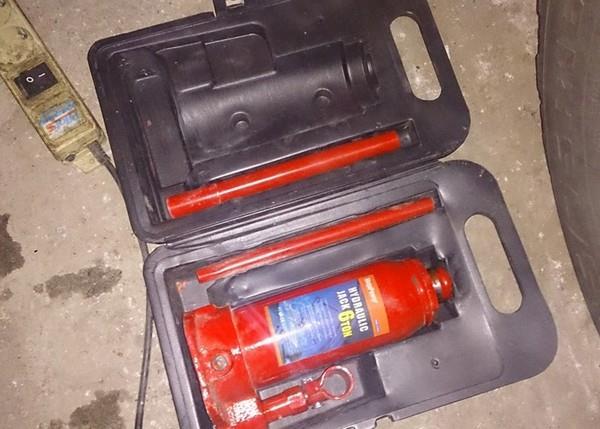 Замена подвесного подшипника карданного вала НИВЫ