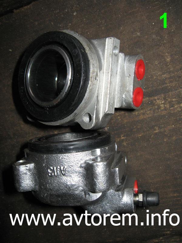 Как заменить передние тормозные цилиндры ВАЗ-2101, ВАЗ-21011, ВАЗ-2102, ВАЗ-2103, ВАЗ-2104, ВАЗ-2105, ВАЗ-2106, ВАЗ-2107, Жигули