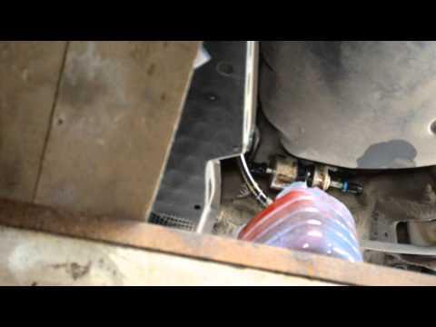 Замена топливного фильтра ситроен берлинго 1 4 фото