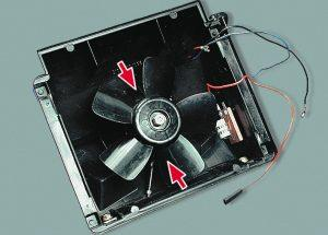 Вентилятор отопителя ВАЗ 2106