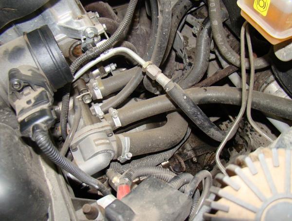 ваз 2114 система охлаждения двигателя