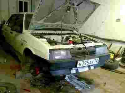 упала мощность двигателя 21083 инжектор