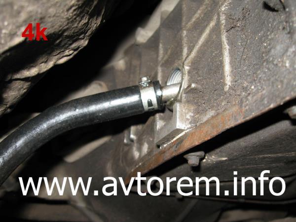 Как залить масло в коробку передач на автомобилях ВАЗ-2101, ВАЗ-2102, ВАЗ-2104, ВАЗ-2105, ВАЗ-2106, ВАЗ-2107, Жигули