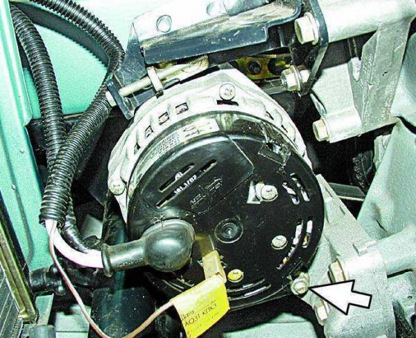 Ролик генератора ВАЗ 2110