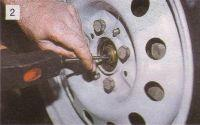 Замена подшипника ступицы заднего колеса Лада Гранта