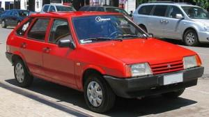 Фото яркого дизайна автомобиля ВАЗ 21093, ok.ru