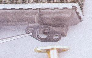 замена радиатора печки на ваз 2107-7