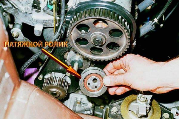 Замена помпы ВАЗ 2110 инжектор