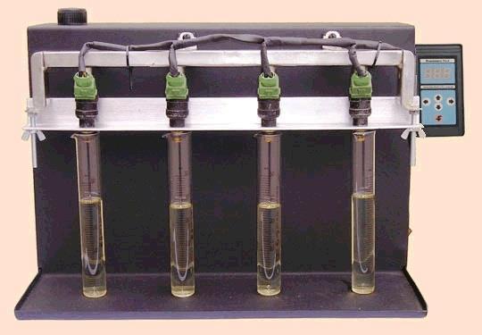 Стенд для проверки распыления форсунок Лада Гранта (ВАЗ 2190)