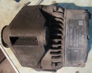 Ремонт генератора Bosch на Лада Веста
