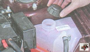 Замена охлаждающей жидкости гранта