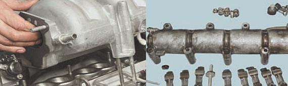 Замена маслосъемных колпачков клапанов Нива Шевроле