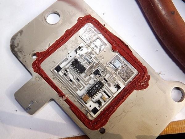 Замена модуля зажигания ВАЗ 2110