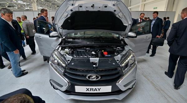 двигатель лада XRAY