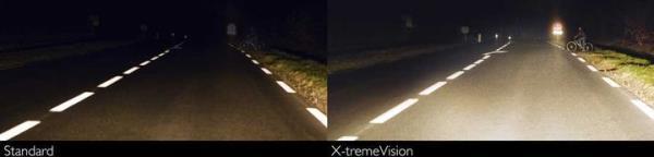 Лампы PHILIPS X-tremeVision