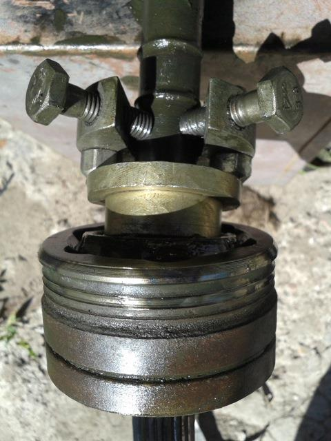 Как заменить сальник шруса ваз 2114 - Leo-stroy.ru