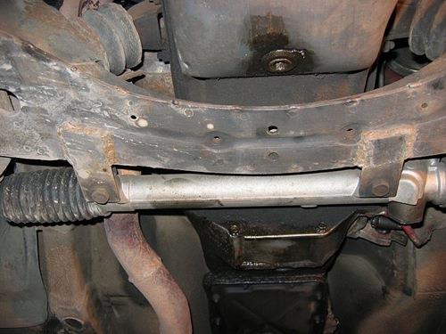 7Кронштейны рулевой рейки толщиной 4 мм