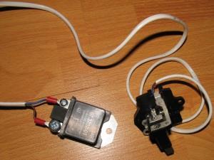 Реле регулятор семерочного генератора