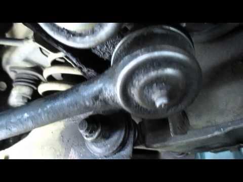 Замена задних тяг ВАЗ 2107 видео