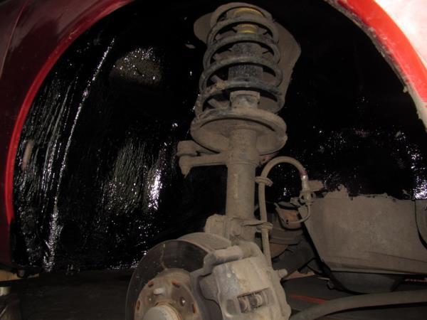 Ремонт передних крыльев. Избавление от ржавчины. Покраска - бортжурнал Лада Калина Седан K-Line 2006 года на DRIVE2