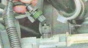 Катушка зажигания Лада Гранта, снятие, установка, проверка