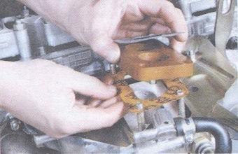 ремонт головки блока цилиндров автомобилей ваз 2108, ваз 2109, ваз 21099