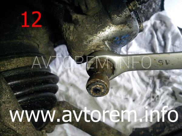 инструмент для замена передних тормозных шлангов ваз