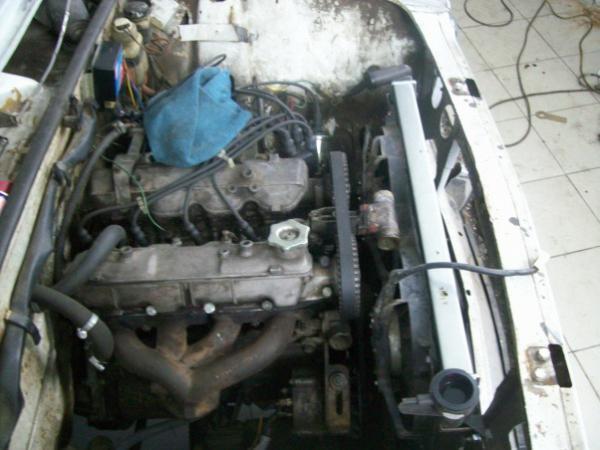 мотор на ваз 2106