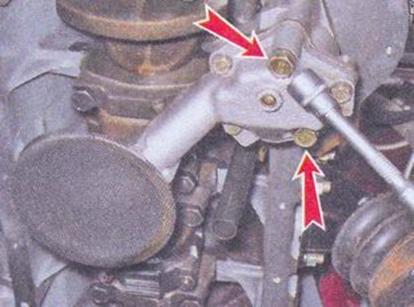 Замена масляного насоса на ВАЗ 2107