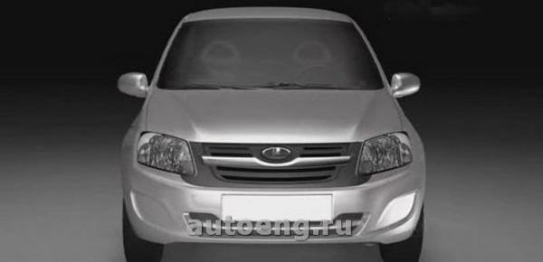Фотография передней части автомобиля Lada Granta