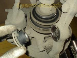 замена сайлентблоков передних рычагов ваз 2109