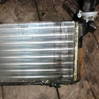 Замена радиатора печки ВАЗ 2110, 2111, 2112