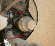 Замена рулевой рейки ваз 2114