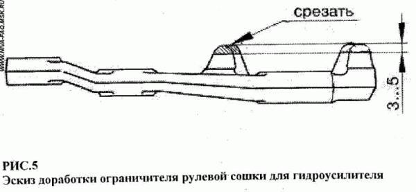 Установка ГУРа с Нивы Шевроле на штатное место генератора НИВЫ
