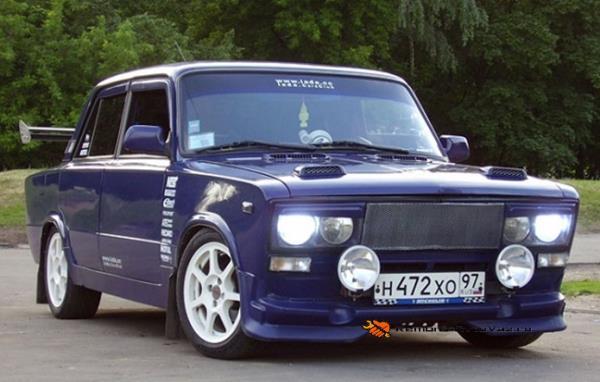 Тюнинг авто Ваз-2106