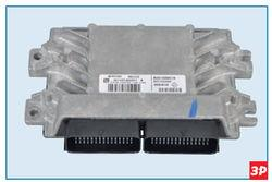 Электронный блок управления двигателя (ЭБУ) Lada Largus