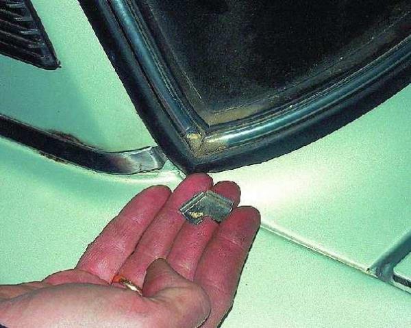 Как заменить лобовое стекло на ваз 2106 - Cafesiren.ru
