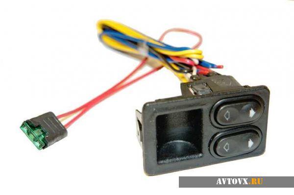 Кнопки электростеклоподъемника ВАЗ 2110