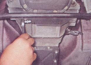 Замена коробки передач на классике