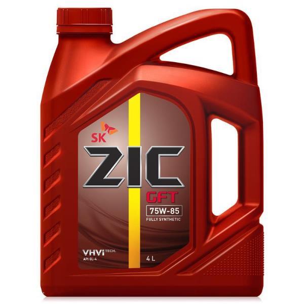 ZIC GFT 75W90- Трансмиссионное синтетическое масло