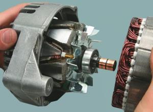 Разборка генератора ВАЗ 2114