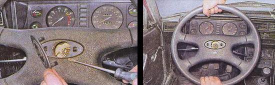 рулевое колесо ваз 2106